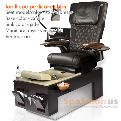 Ion II spa pedicure chair