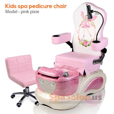 Kids spa pedicure chair