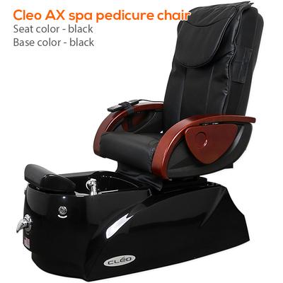 Cleo AX spa pedicure chair