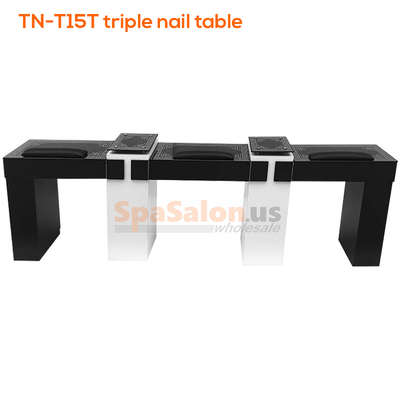 TN-T15B triple nail table