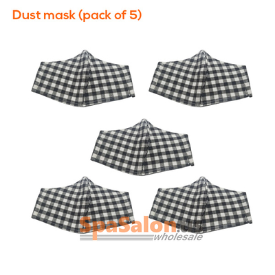 Dust mask (pack of 5)